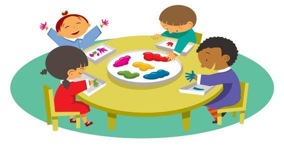 Classroom kindergarten. Kleuterclipart preschool clipart