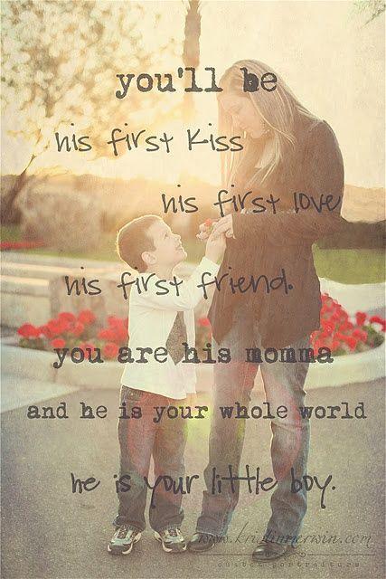 First Kiss, First Love, First Friend