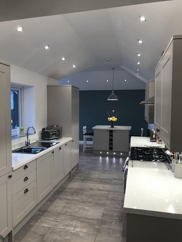 Galley kitchen design ideas to inspire you #ikeagalleykitchen