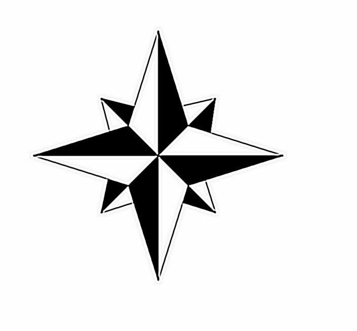 Nautical Star Picture Clipart Best Nautical Star Star Pictures Star Tattoos