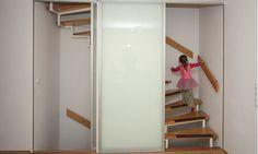 16 Raumhohe Schiebeturen Zum Treppenhaus Diele Mobel Tischlerei Boldt Innenausbau Gmbh Treppe Haus Treppenhaus Treppe