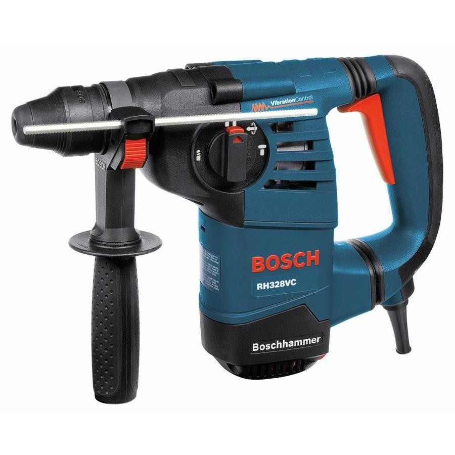 Bosch 1 1 8 In Sds Plus 8 Amp Keyless Rotary Hammer Rh328vc In 2020 Bosch Tools Drill