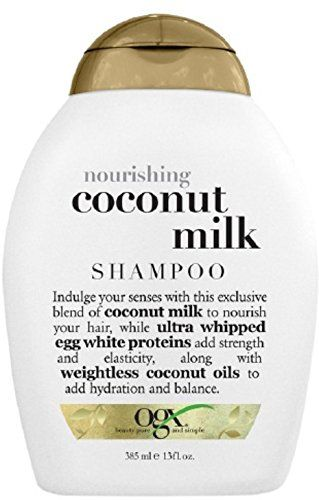 Organix Nourishing Coconut Milk Shampoo 13 oz Pack of 7 ** Learn more by visiting the image link.(This is an Amazon affiliate link and I receive a commission for the sales)