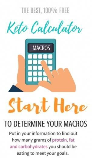 Photo of Keto Calculator – Macro Nutrient Ratios – #1