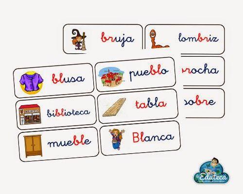 Dibujos Con La Trabada Br: La Eduteca: RECURSOS PRIMARIA