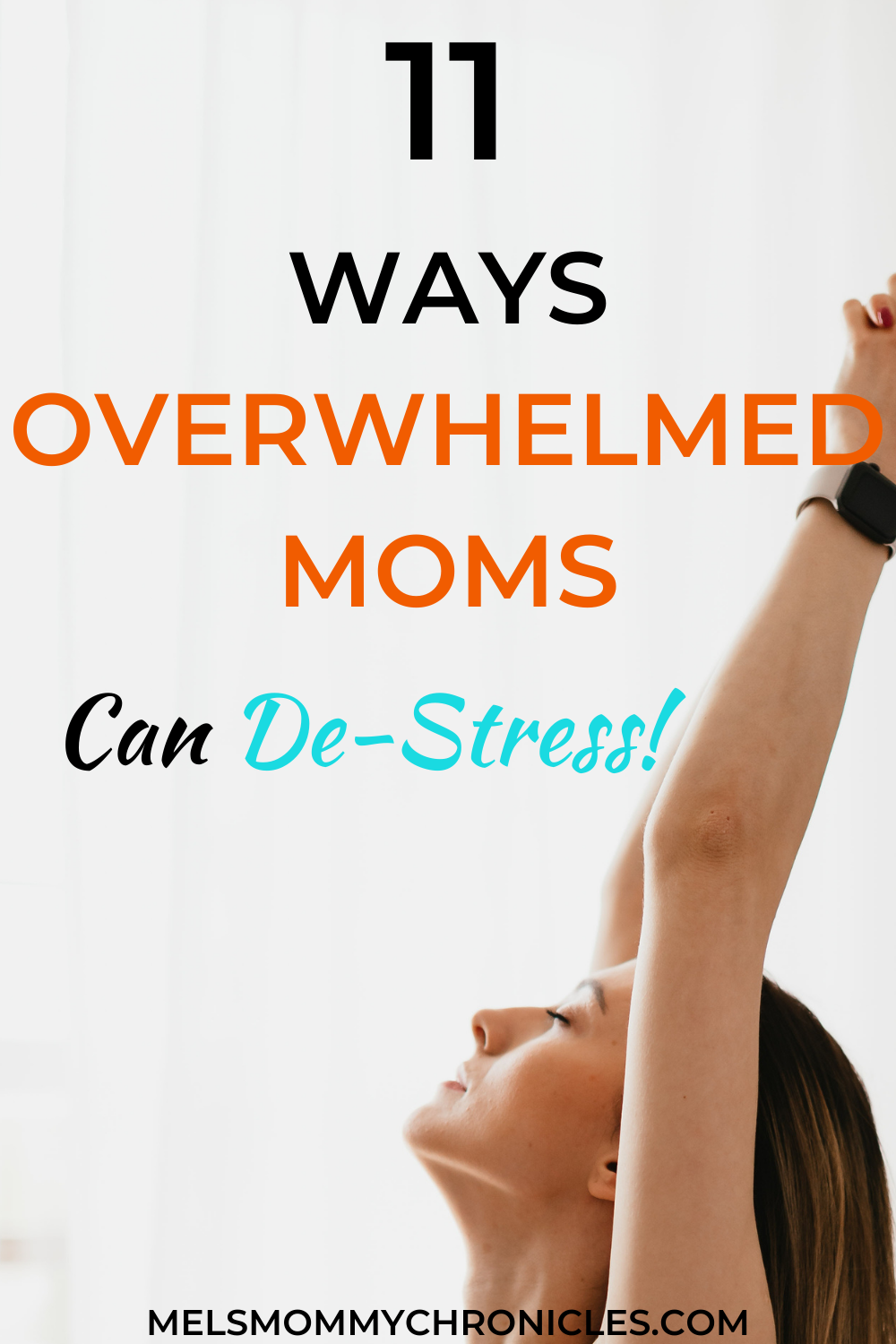 11 Ways Stressed Moms Can Relax & Unwind