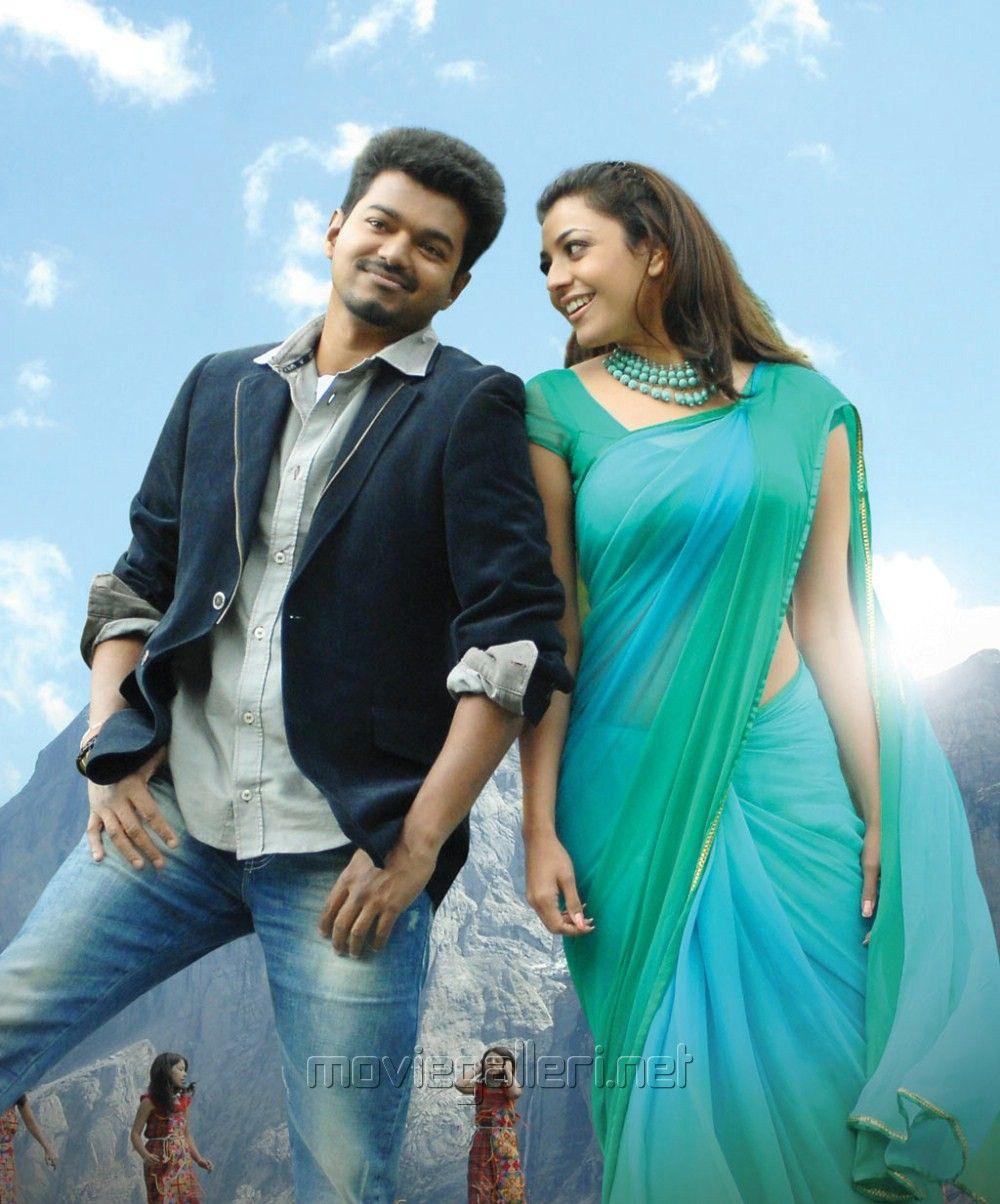 Vijay And Kajal Aggarwal In Thuppaki Movie Veethi Tamil Movies Online Darling Movie Tamil Movies