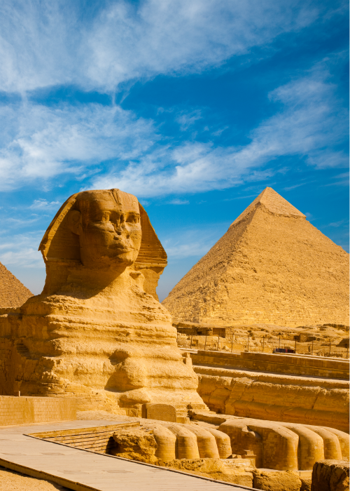 Egypt Egypt Is Finally Beginning To Welcome Back Travelers Eager To Explore The Historic Sites Cruise Down The Ni Africa Bucket List Egypt Travel Giza Egypt