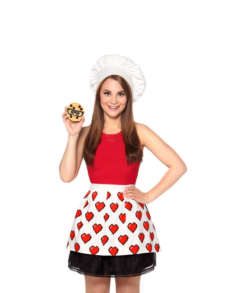 Youtube Cooking: The Nerdy Nummies Cookbook: Sweet Treats For The Geek In