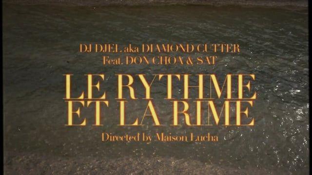 Maison Lucha vous présente sa dernière réalisation «Dj djel» aka Diamond cutter // Le Rythme et la rime Production: Orizon sud Artiste: Djel, Sat, Don choa Realisation: Maison lucha