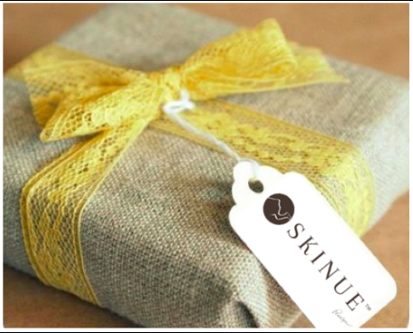 Skinue products make perfect gifts!