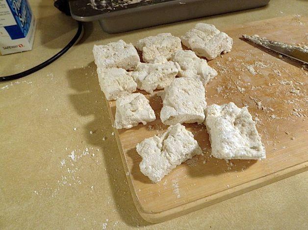 How-To: Vegan Marshmallows #veganmarshmallows vegan marshmallows #veganmarshmallows