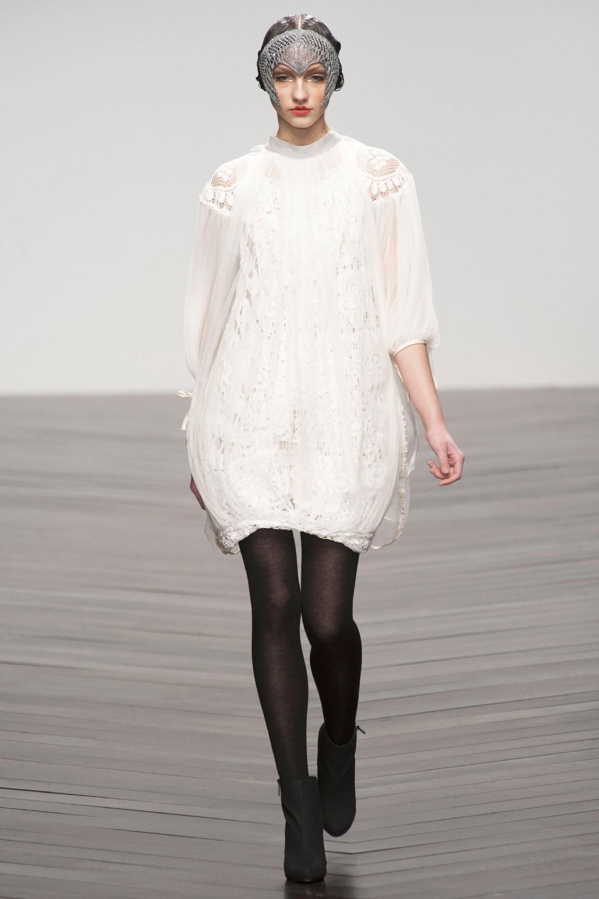 Bora Aksu Fall 2013 RTW Collection - Fashion on TheCut