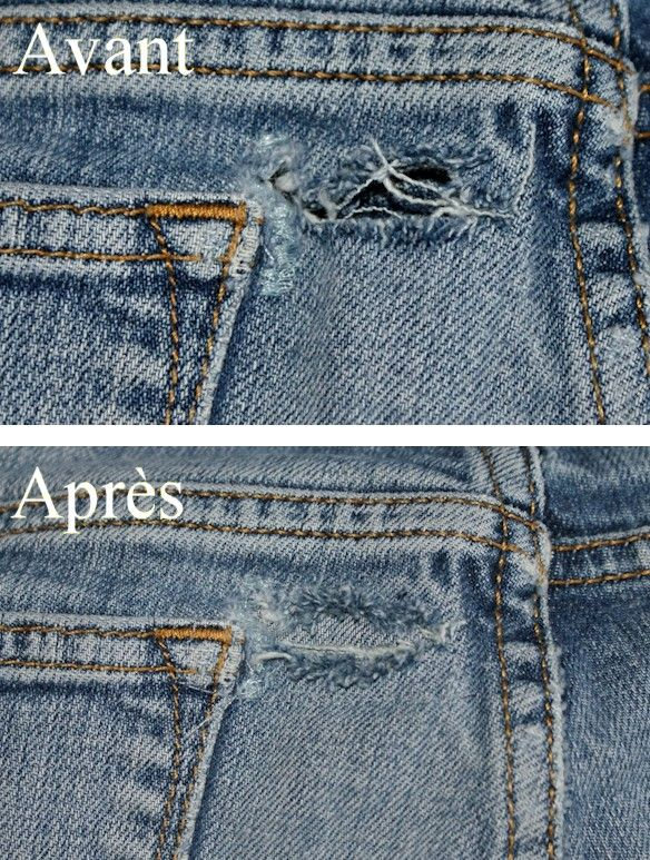 image3 jeans couture reparer et vieux jeans. Black Bedroom Furniture Sets. Home Design Ideas