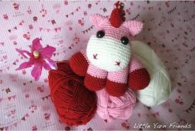 Image result for crochet horse free pattern