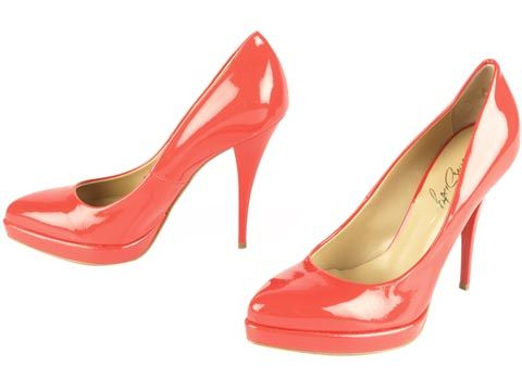 How come I don't own a pair of shiny, red shoes?