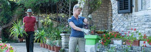 Ratgeber Garten ratgeber garten häcksler häckselgut rasenschnitt