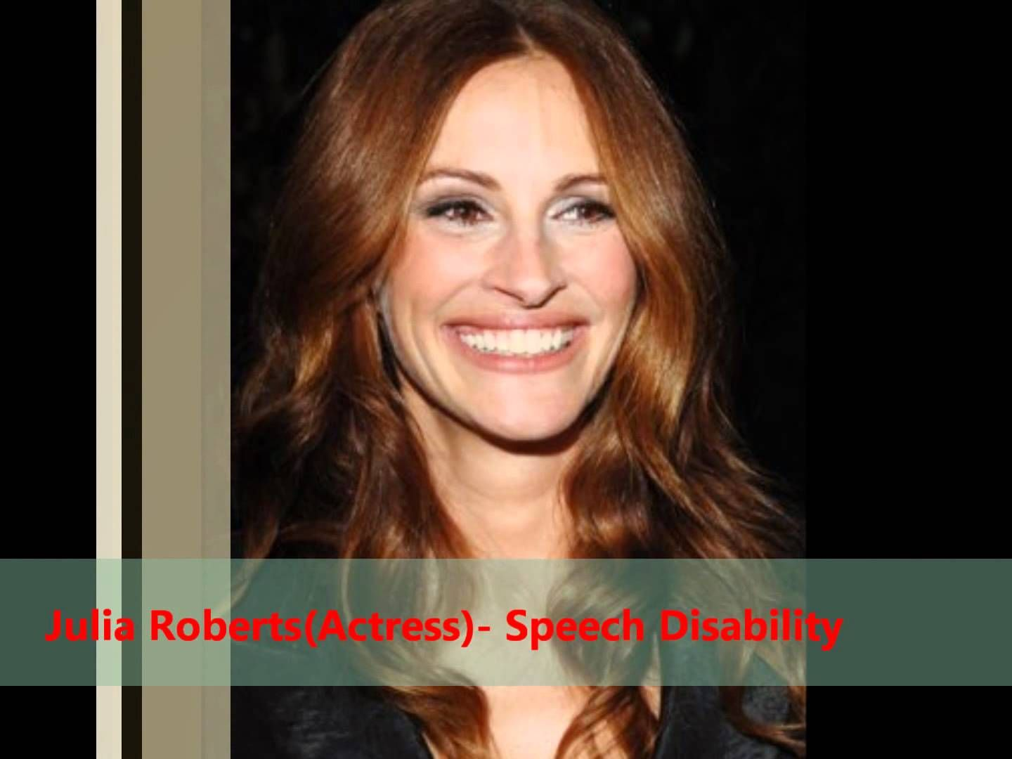 famous people with disabilities. | disabilities | pinterest | julia