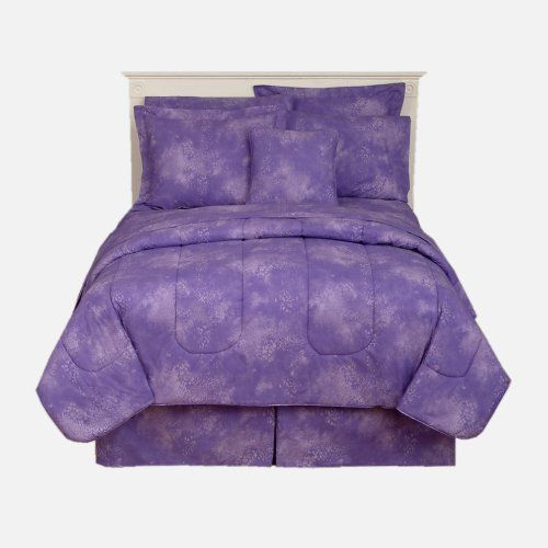 Purple Lilac Comforter Queen By All Seasons Bedding 89 99