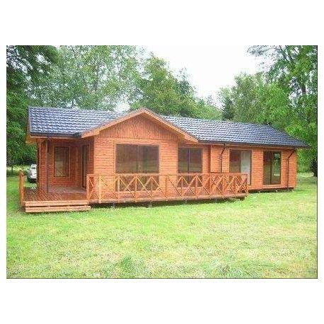 Casa prefabricada 72 metros cuadrados caba as r sticas for Casas prefabricadas pequenas