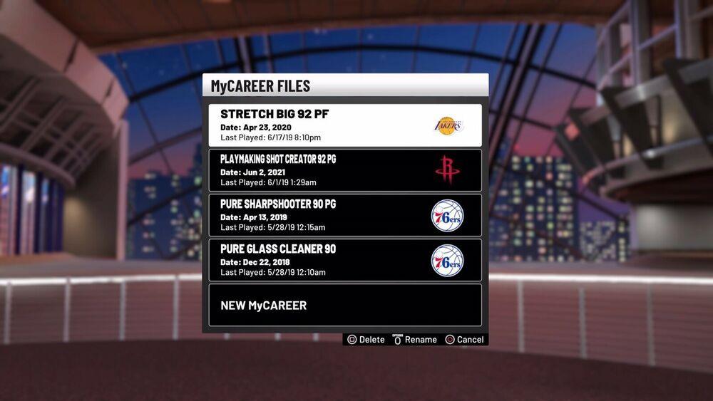 CHEAP* *REALLY GOOD* NBA 2k19 PS4 Account + Fortnite (CHECK