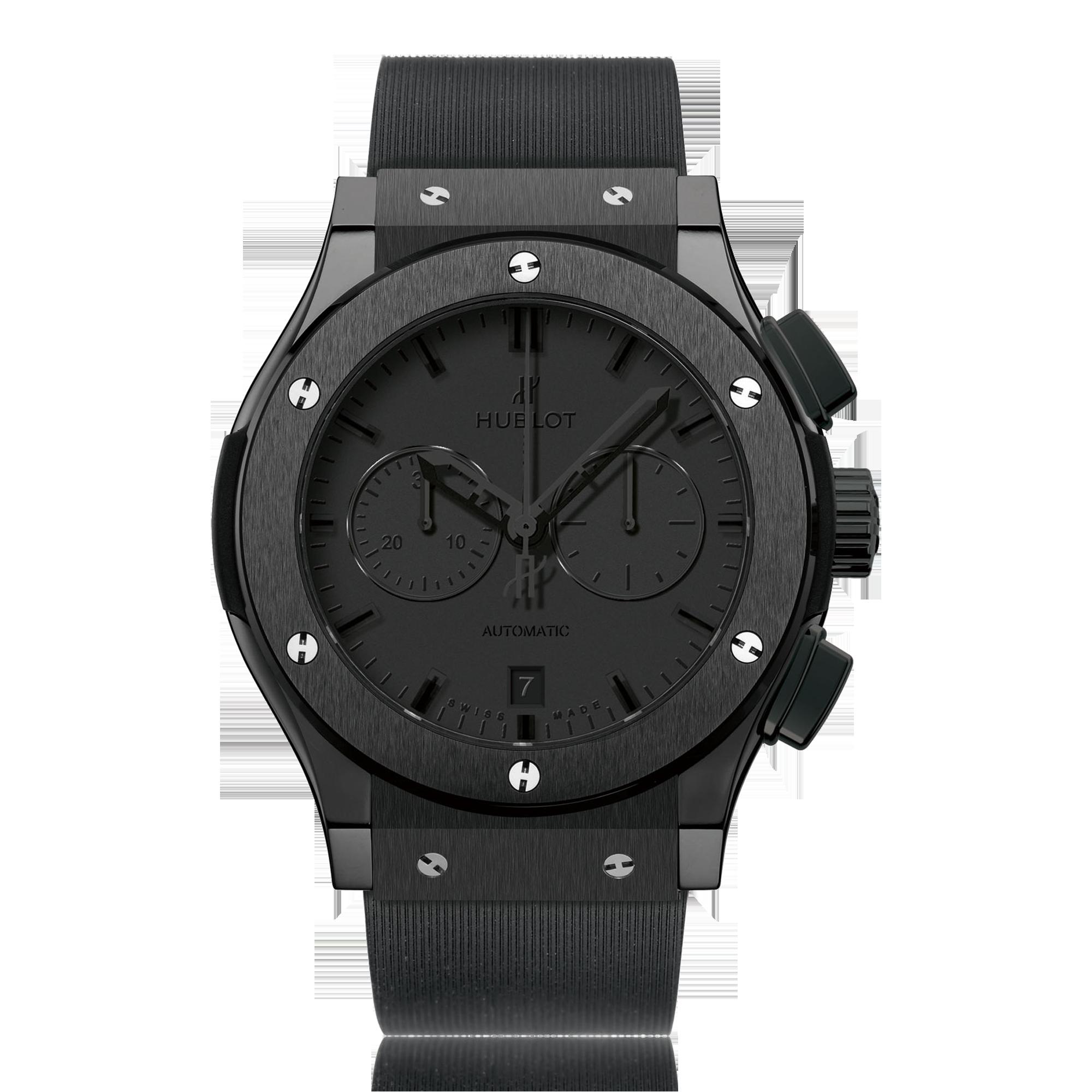 b0d484ad861 Model Hublot Classic Fusion Ceramic automatic Watch 541.CM.1110.RX ...