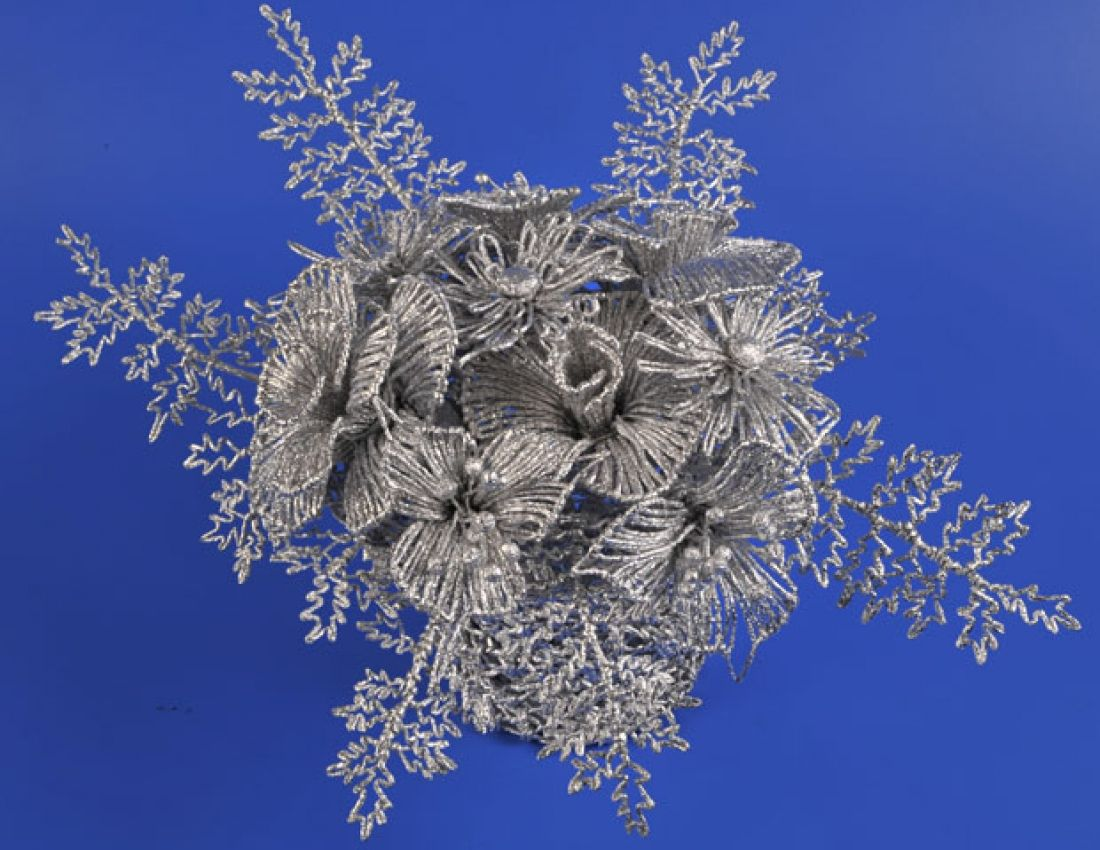 картинки цветок из фольги учитывать