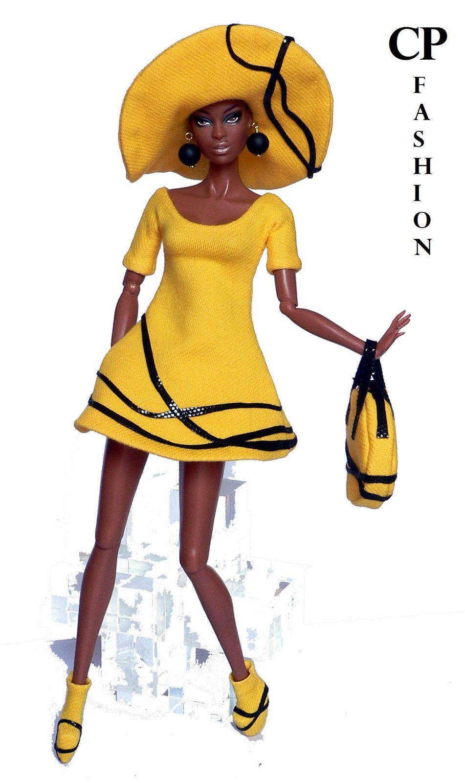 Fashion | Fashion Show❗ | Pinterest | Puppenkleider, Barbie und ...