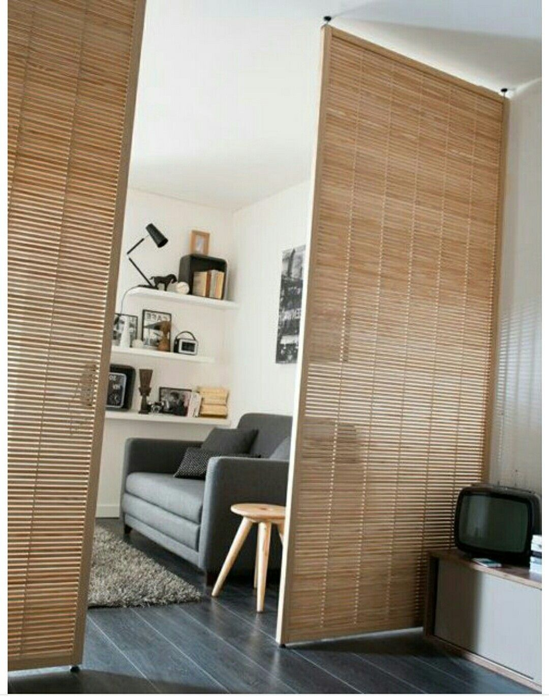Pin By Jaapa On Home Ideas Apartment Inspiration Apartment Design Bedroom Divider