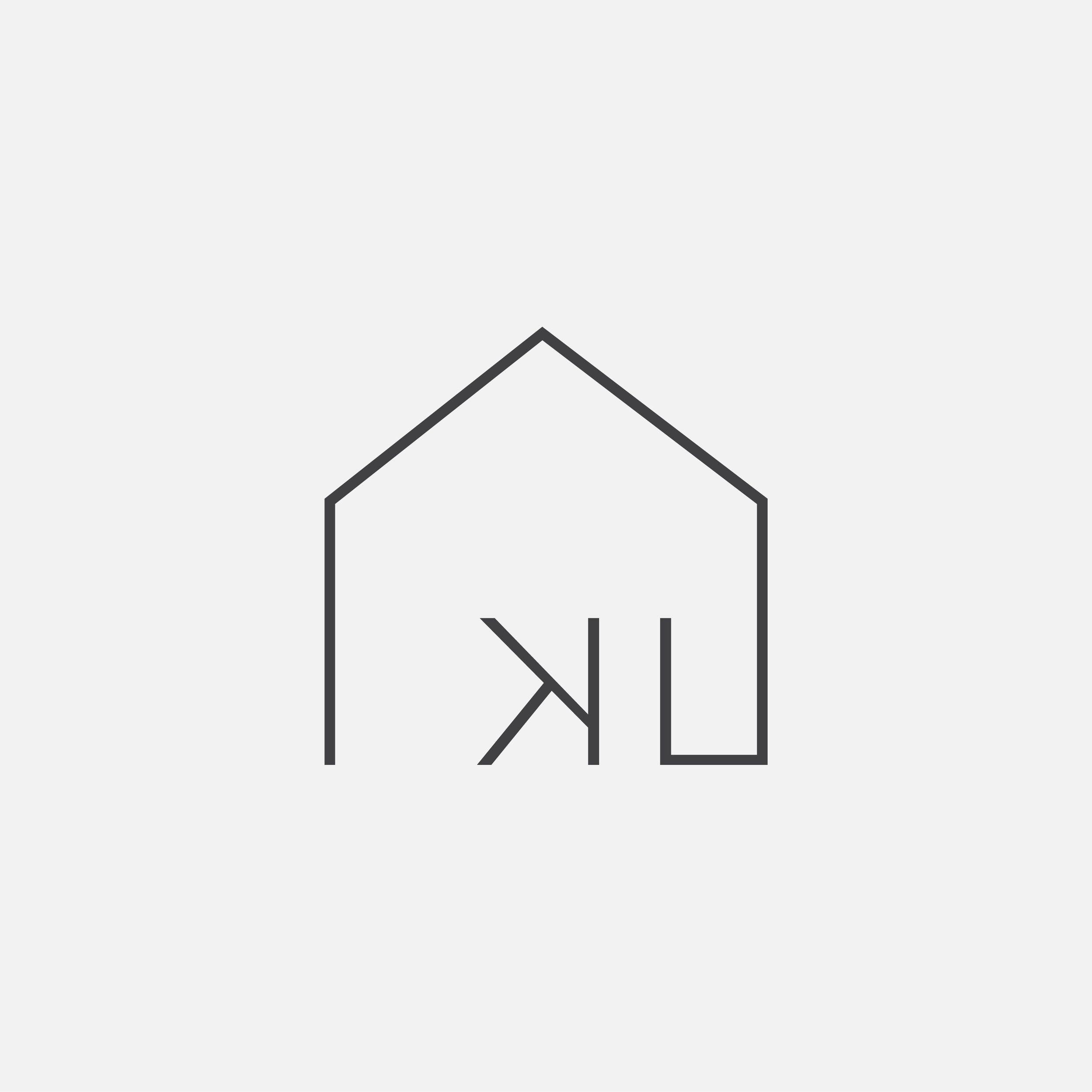 Kate Lester Interior Design Logo Inspiration Corporate Logo
