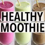 Healthy Strawberry Banana Smoothie Recipes For Weight Loss | Health & Fitness #strawberrybananasmoothie