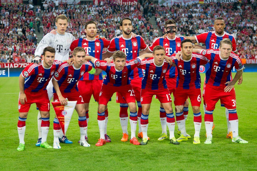 Fc bayern münchen spieler single List of FC Bayern Munich players - Wikipedia