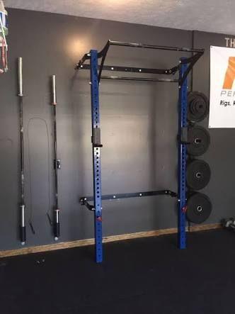 Resultado de imagem para garage gym compact home garage gym