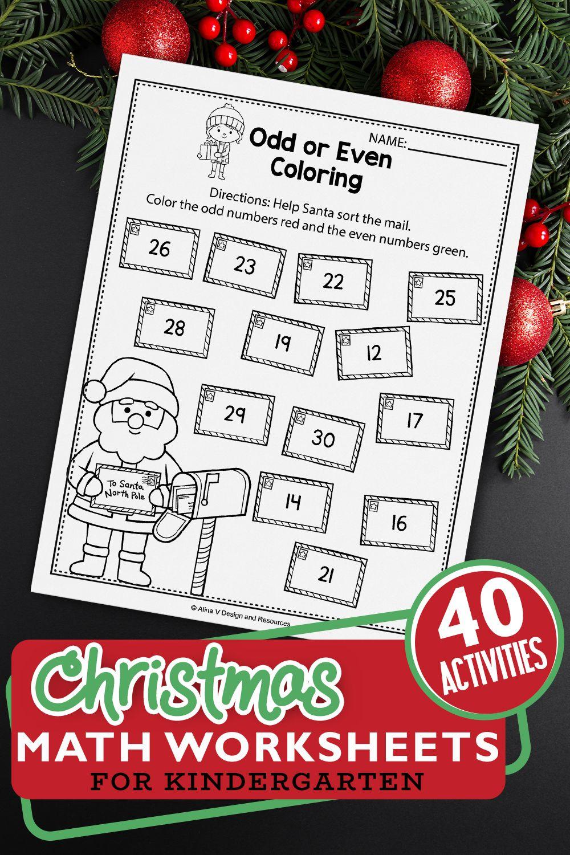 Christmas Worksheets For Kindergarten Winter Printables For Kid Christmas Math Worksheets Kindergarten Christmas Activities Christmas Worksheets Kindergarten [ 1500 x 1000 Pixel ]