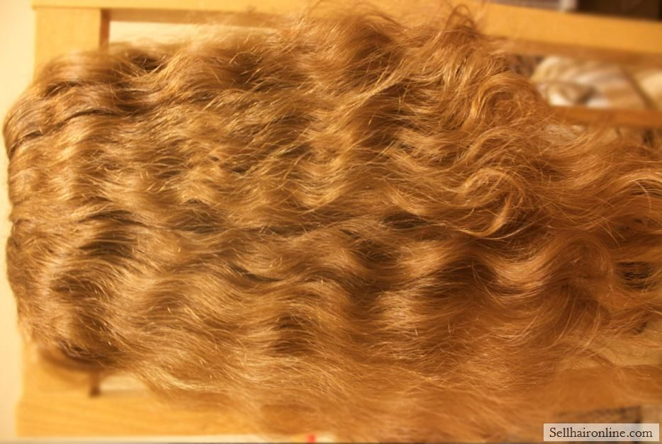 Cool Full Long Wavy Dirty Blonde Hair With Light Natural Light