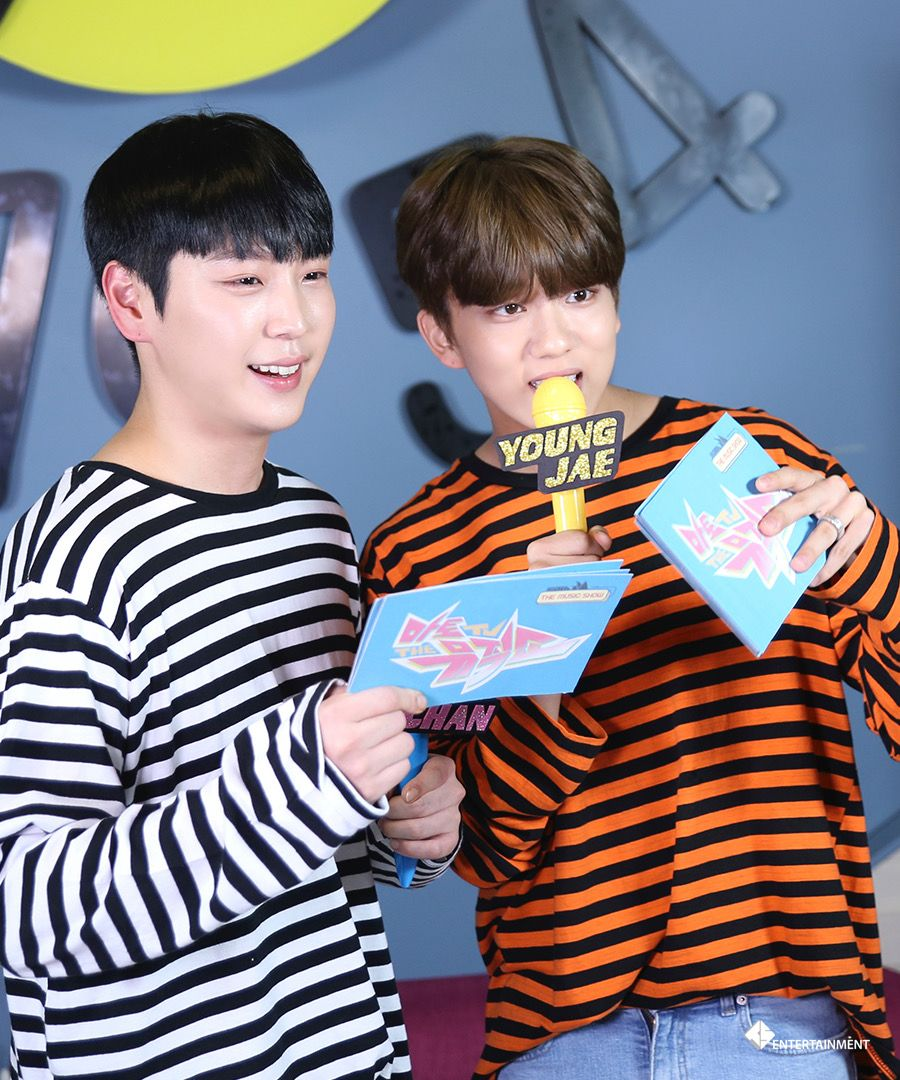 Bap Himchan and Youngjae Kpop