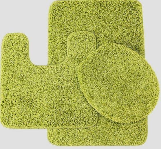 3 Piece Solid Bath Mat Set Bath Mat Sets Bath Rugs Sets