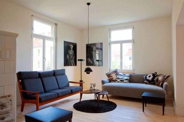 Ferienwohnungen in Weimar setzen echte Design-Klassiker in Szene - design klassiker ferienwohnungen weimar