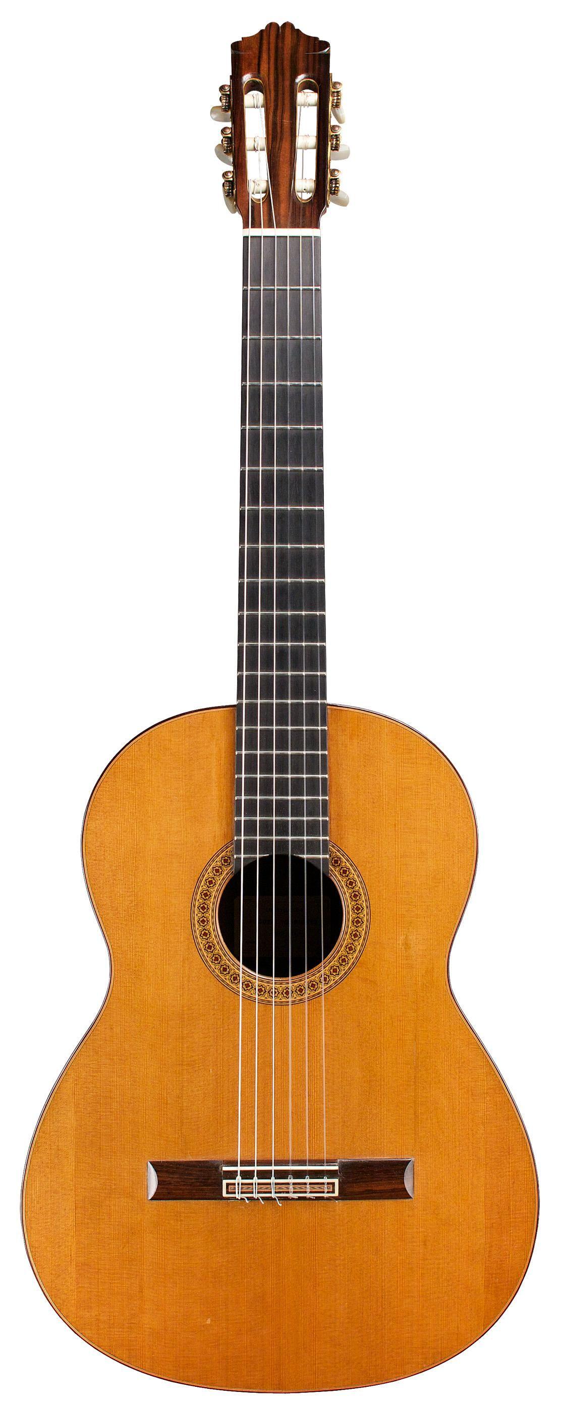 "Classical Guitars 1969 Miguel Rodriguez ""Churchdoor"" CD CSAR Guitar Salon International"