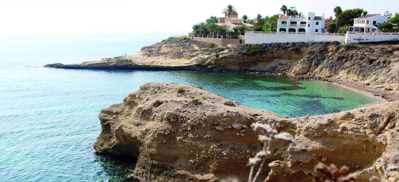 Cala Del Llop Mari Playa Viajes Espana