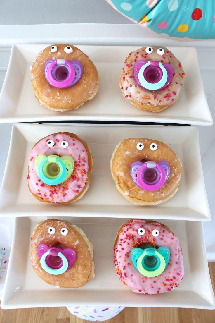 Pacifier Donut Babies