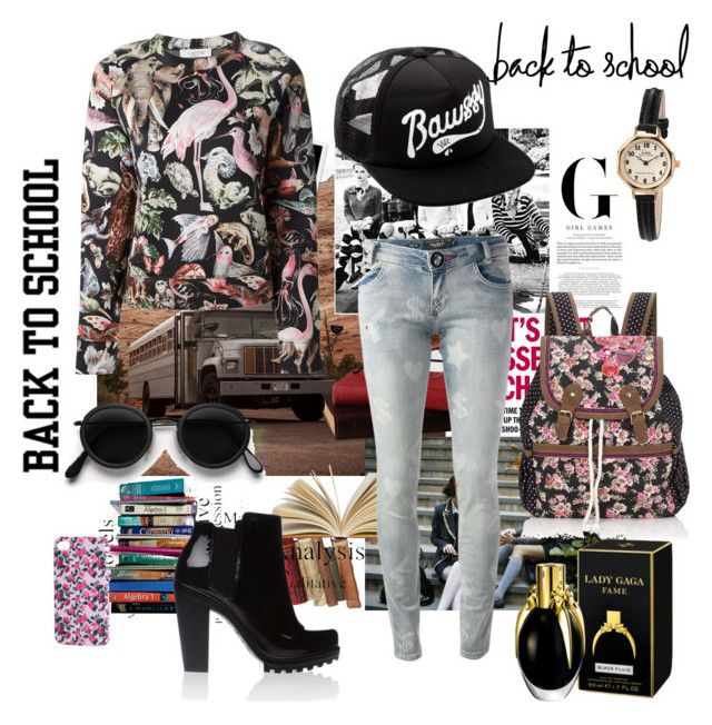 """Back to school"" by missamy209 ❤ liked on Polyvore"