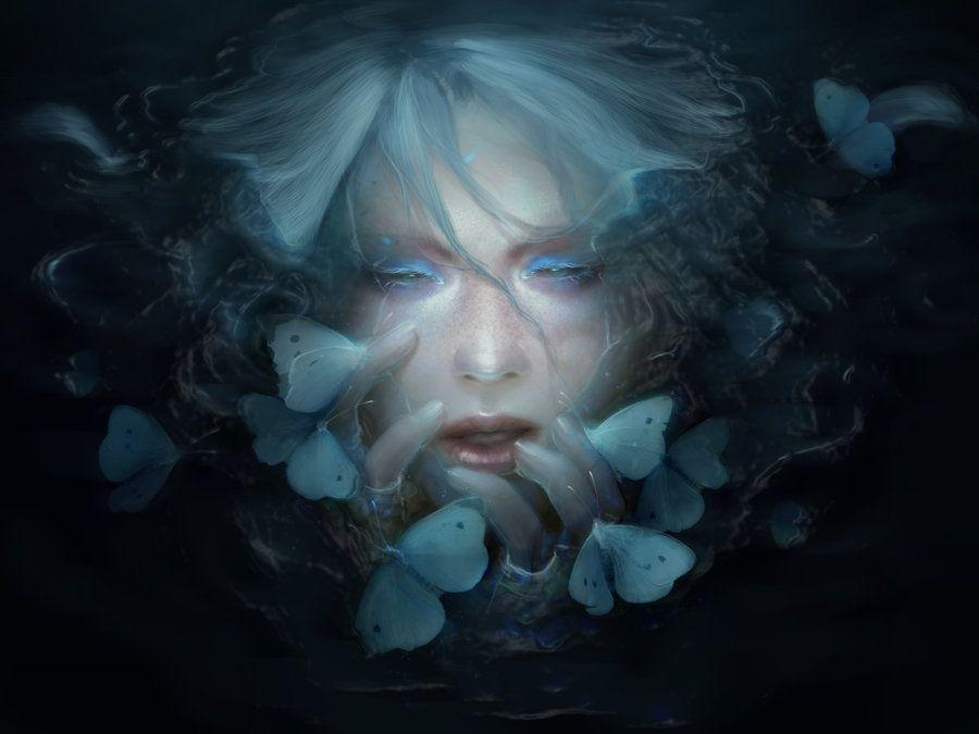 Salácia naufragou no chão do mar com receio de voltar a encontrar o Neptuno do seu olhar