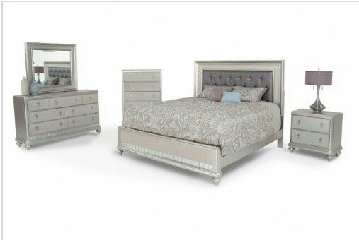 Diva Bedroom Set By Bob S Discount Furniture Home Decor In 2019