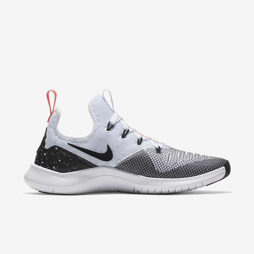 9e35f1320bba The Women s Nike Free TR 8 Training shoe features its most supportive heel  yet
