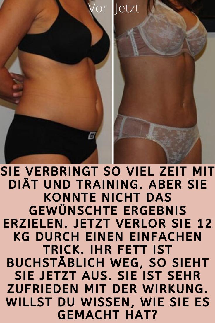 Die beste Diät und Übungen, um Gewicht zu verlieren