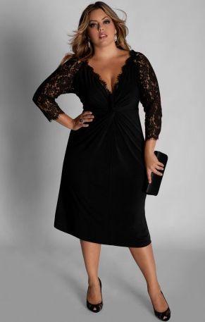 a2b1934f5 Já pensou em qual o melhor vestido de formatura plus size para usar e  arrasar nesse evento  Confira 40 modelos curtos e longos lindos e incríveis