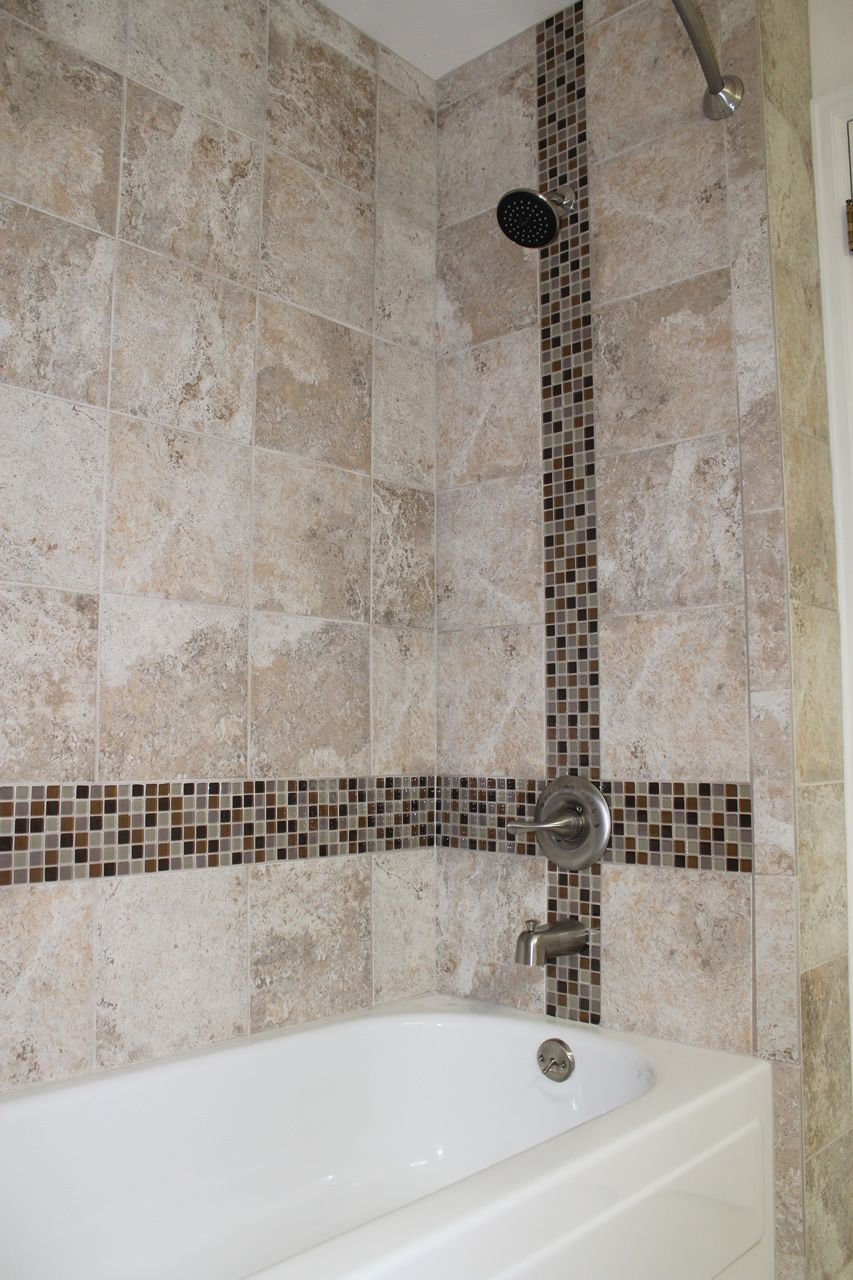 Nearly anything you do with a glass tile mosaic in your ...