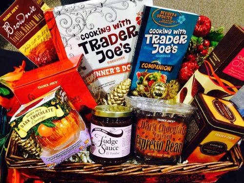 Trader Joe's gift baskets -- easy and fun for the holidays ...