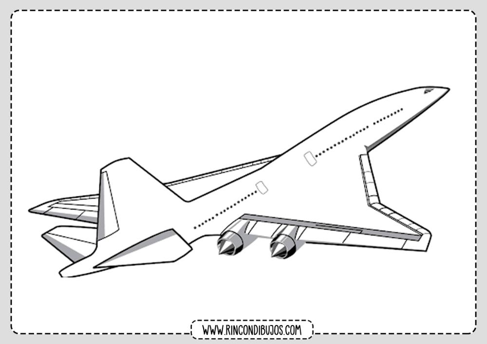 Dibujos De Aviones Rincon Dibujos Avion Dibujos Aviones Dibujos